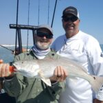 04 22 21 Steve and Russell redfish